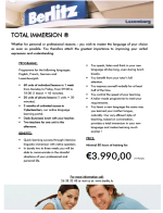 Total Immersion Offer