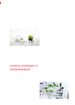 SFA 10 Sciences économie environement Catalogue 2017 2018