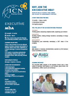 ICN EXECUTIVE MBA