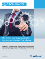 Skillcast GRC Manager Brochure - elearn Version