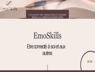 catalogues EMOSKILLS communauté éducative et parents VF