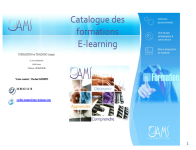 catalogue e learning -formations AMS
