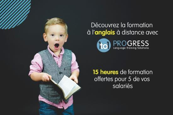 1to1Progress l'anglais à distance