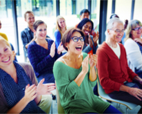 Adult participation in learning in a mild decline