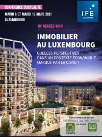 Conférence - Immobilier au Luxembourg