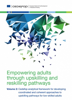 Empowering adults through upskilling and reskilling pathways