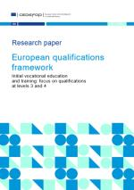 European qualifications framework-focus on qualifications at levels 3 and 4