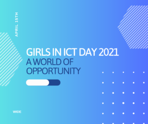 Girls in ICT Day 2021