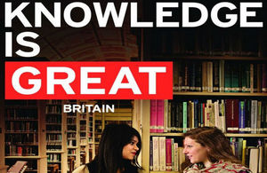Information session about studying in the United Kingdom