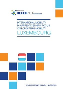 International mobility in apprenticeships - Focus on long-term mobility Luxembourg