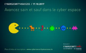 Journée Cybersecurity4success