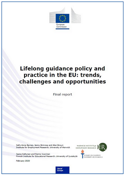 Lifelong guidance policy and practice in the EU