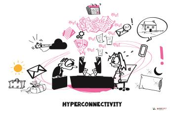 Lunch'n'Learn - Hyperconnectivity in the workplace, how charged are you?