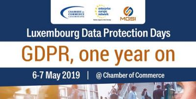 Luxembourg Data Protection Days 2019