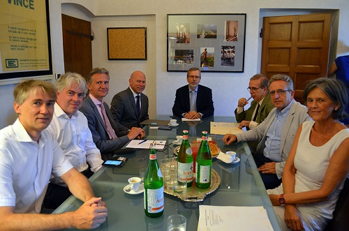New partnership with the European University Institute in Florence