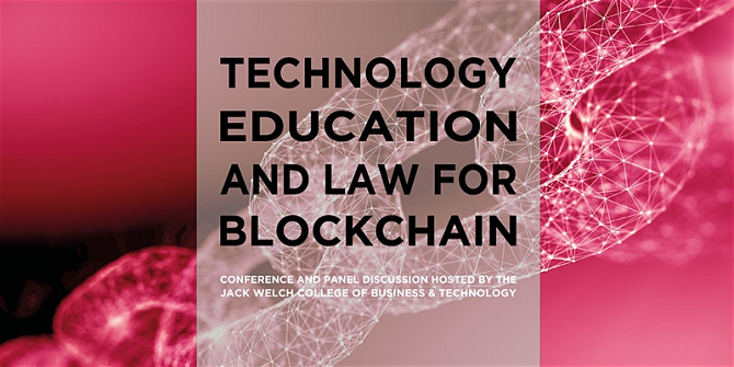 Technology, Education & Law for Blockchain