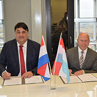 University signs cooperation agreement with Maastricht University