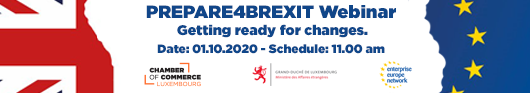 Webinar - Prepare4Brexit - Getting ready for changes