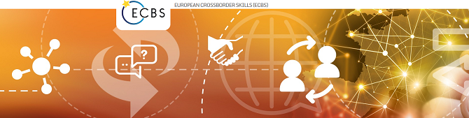 Webinar final du projet European Cross-Border Skills (ECBS)
