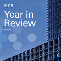 Year in Review - The University's key moments in 2019