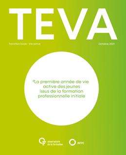 TEVA - Indicateurs 2018-2019 - La première année de vie active des jeunes issus de la formation professionnelle initiale